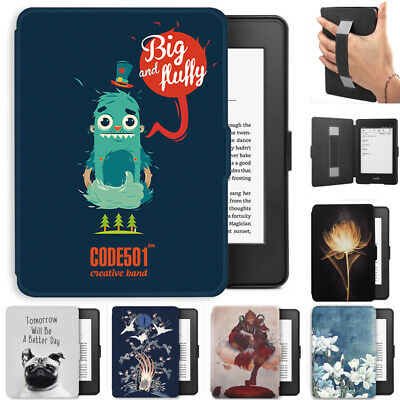 AU13.95 • Buy 21 Designs Kindle Paperwhite 2018 6  10th Gen Case With Strap Pattern Cover