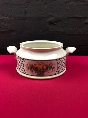 Villeroy & And Boch Basket Pattern Lidded Vegetable Tureen Replacement BASE • 15.99£
