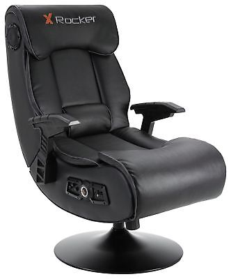 £175.99 • Buy X-Rocker Elite Pro  2.1 Audio Faux Leather, PS4, Xbox One Gaming Chair -GBZ24.