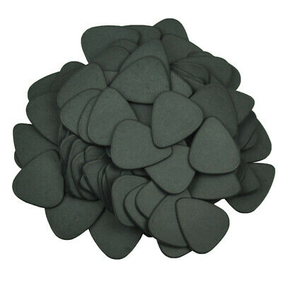 $ CDN19.37 • Buy 100pcs Extra Heavy 1.5mm 351 Delrin Guitar Picks Plectrums Black
