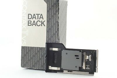$ CDN57.63 • Buy Excellent+++++  CONTAX TVS  DATA BACK With Box From JAPAN  #59