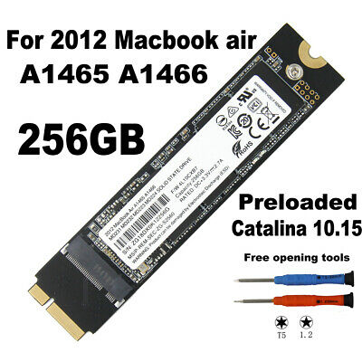 """AU71.26 • Buy 256GB SSD RE THNSNS256GMFP For A Pple MacBook Air 11  A1465 13"""" A1466 Mid 2012"""