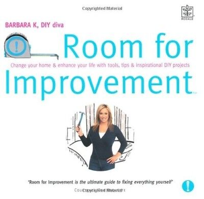 AU6.74 • Buy New, Room For Improvement: Change Your Home And Enhance Your Life With Tools, Ti