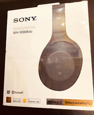 $ CDN353.22 • Buy SONY WH-1000XM2 Black Wireless Noise Cancelling Stereo Headphones 🔥🔥SALE🔥🔥🔥