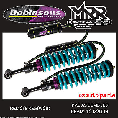 AU1500 • Buy Dobinsons Mrr For Toyota Hilux N70 / N80  2-3  Lift Pre Assembled Shocks/struts