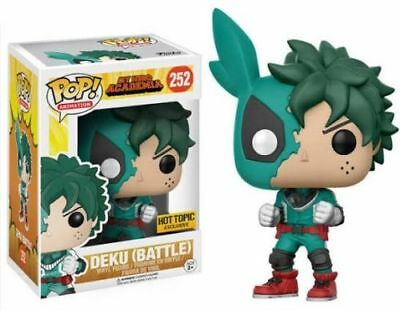 $34.95 • Buy Funko Pop New Battle Deku Hot Topic My Hero Academia Exclusive