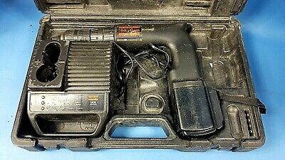 £35 • Buy Atlas Copco Electric Tools Cordless Drill With Charger And Case