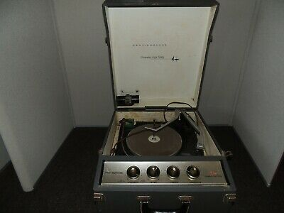 £118.13 • Buy Vintage Westinghouse Stereophonic High Fidelity Record Player Model 56
