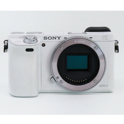$ CDN588.01 • Buy Sony Alpha A6000 Mirrorless Digital Camera ILCE-6000 - White (Body Only)