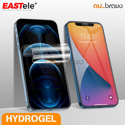 AU4.95 • Buy EASTele For Apple IPhone 12 11 Pro XS MAX XR 8 7 Plus HYDROGEL Screen Protector