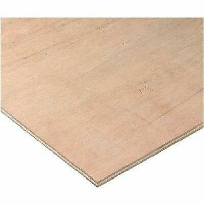 Plywood Ply Board Flooring 6 Sheets 3.6mm Thick 2ft 2ft Interior Exterior Use • 28.56£