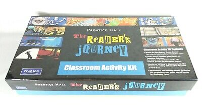 $99.99 • Buy Pearson Prentice Hall The Readers Journey Classroom Activity Kit Board Game