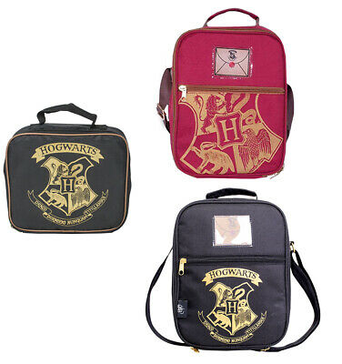 Harry Potter Boys Girls Adults School Thermal Lunch Bag For Snacks Food Office • 11.99£