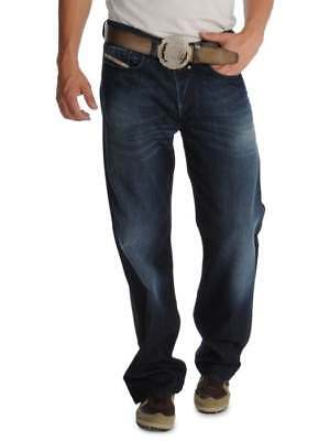 9f38560d Diesel Mens 29x32 Quratt Straight Relaxed Blue Jeans Wash 008FI Button Fly  33x30 • 44.99$