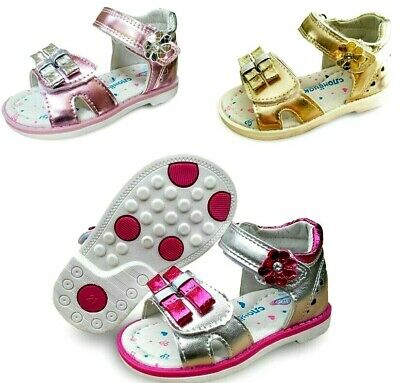 1 Pair Shoes Toddler Kids Baby Support Orthopedic Sandals Girls Fashion Slippers • 17.47£