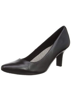 Rockport  Women's Shasmeen Plain Closed-Toe Pumps   Uk 8 • 39.99£