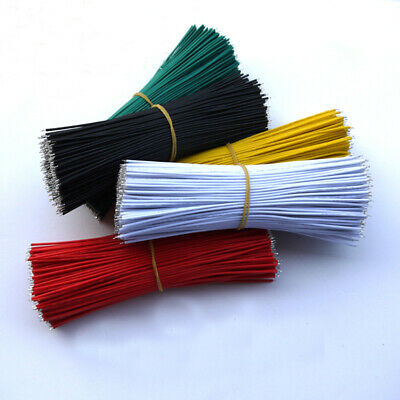 £0.99 • Buy 22AWG Jumper Breadboard Wire Electronic Wires Double Tinning UL1007 50mm 150mm
