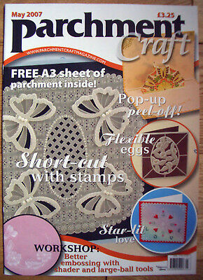 Parchment Craft Magazine - May 2007 Issue  • 4.95£