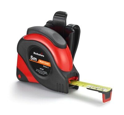 Hultafors/Fisco BT5ME 5m/16' New BIG T Pro Metric/Imperial Builders Tape Measure • 16.90£