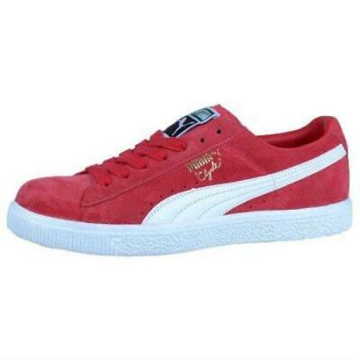 Puma, 351907-12, Clyde Script, Ribbon Red-White • 35.05£