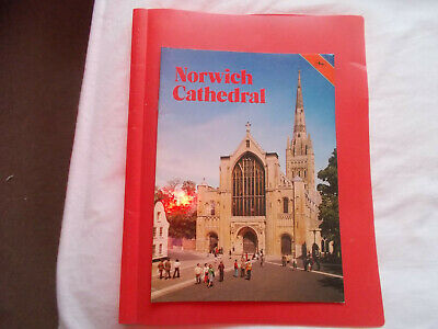 Guide  Norwich  Cathedral • 2.80£