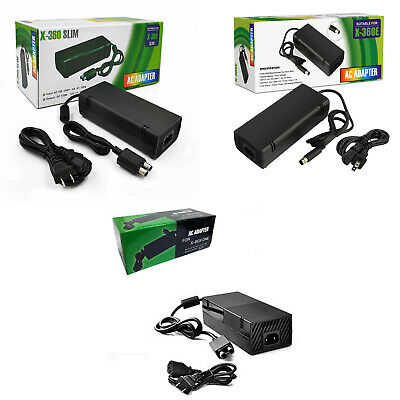 Power Supply AC Adapter Charger For XBOX 360 Slim / E / XBOX ONE / XBOX ONE S • 17.85$