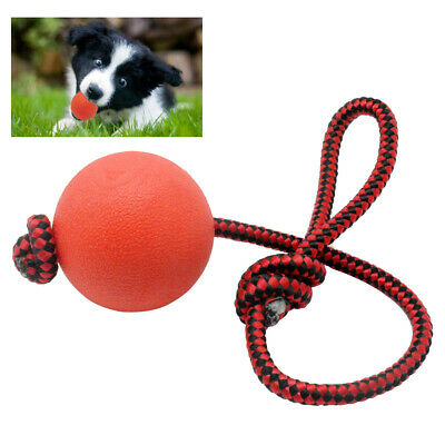 Rubber Ball Dog Chew Toys For Large Dogs Aggressive Indestructible Floating Toys • 4.99£