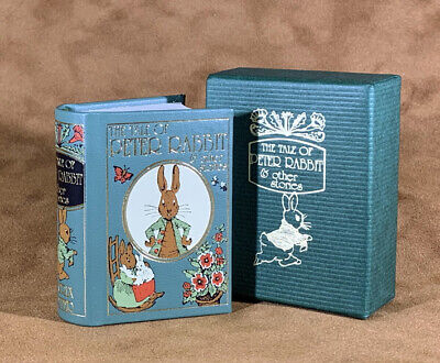 £20.53 • Buy MINIATURE BOOK  The Tale Of Peter Rabbit By Beatrix Potter