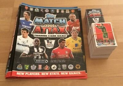 £4.99 • Buy Topps Match Attax 2011/12 Player Cards - Finish Your Collection No's - 251-425