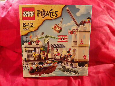 £180 • Buy Lego 6242 Pirates Soldiers Fort (100% Complete) With Instructions & Good Box.