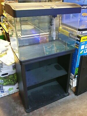 Fish Are Fun AA660R Cold Water Aquarium And Stand  • 125£