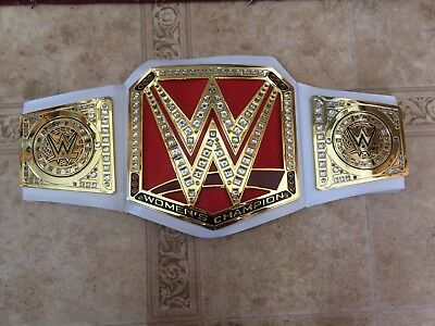 $44.99 • Buy  WWE RAW Women's Championship Kids Toy Title Belt New Replica Adjustable