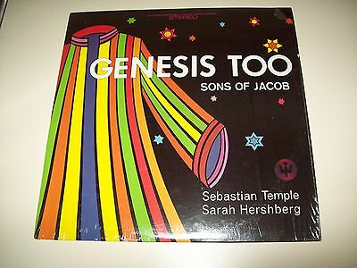 AU32.76 • Buy Sebastian Temple Sarah Hershberg Genesis Too Sons Of Jacob St. Francis LP