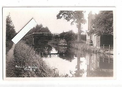 RP The Canal At Send Nr Woking & Guildford Tannery Bridge Perforation Interest ? • 22.35£