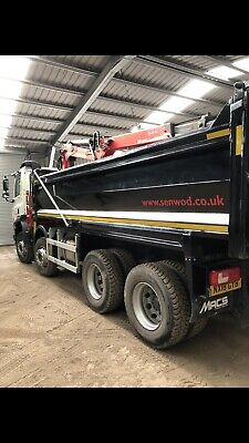 Grab Lorry Hire & Muck Away/mini Digger With Driver/topsoil/aggregates/Wv112au • 150£