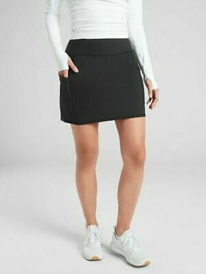10c651bd32 NWT ATHLETA Action Skort, Black, Sz S Small #405604 • 42.95$