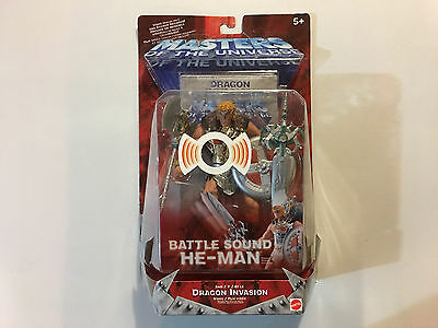 $24.78 • Buy Masters Of The Universe Battle Sound He-Man Figure 2001 Mattel Brand New Sealed