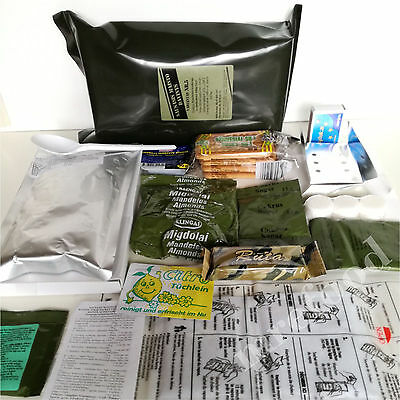 $16.61 • Buy Food Ration MILITARY ARMY Daily Pack Lithuanian MRE Emergency Set Combat 2022
