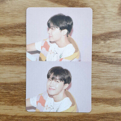 AU14.99 • Buy J Hope Official Photocard BTS Map Of The Soul : Persona Ver.01 Genuine Kpop