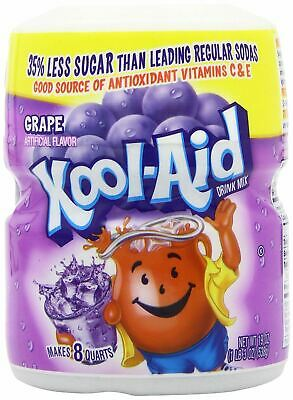 Kool-Aid Grape Drink Mix 538g • 9.89£