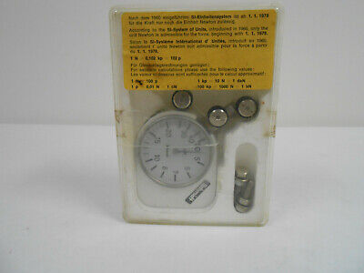 $250 • Buy Tensiometer - Schmidt Check-line Model #odt-50