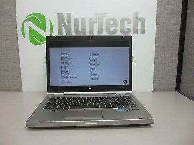 $ CDN1594.14 • Buy Lot Of 10 HP Elitebook 8460p 14  Core I5-2520M 2.5GHz 4GB160GB With AC  NO OS