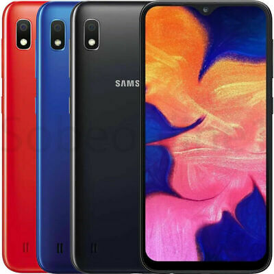£124.89 • Buy NEW Samsung Galaxy A10 2019 A10S 32GB Dual SIM 4G LTE Android Phone 4 COLOURS