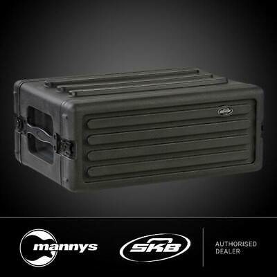 AU400 • Buy SKB 1SKB-R4S Roto-Moulded 4U Shallow Rack Case