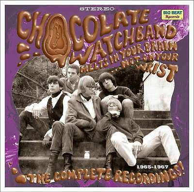 The Chocolate Watchband - Melts In Your Brain...Not On Your Wrist (CDWIK2 249) • 12.89£