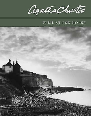 PERIL AT END HOUSE By AGATHA CHRISTIE 2 Cassette AUDIO BOOK • 5£
