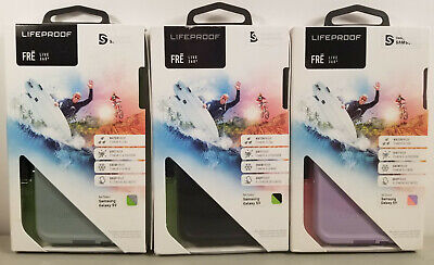 AU97.81 • Buy NEW Waterproof Case By Lifeproof FRE For 5.8  Samsung Galaxy S9 COLORS