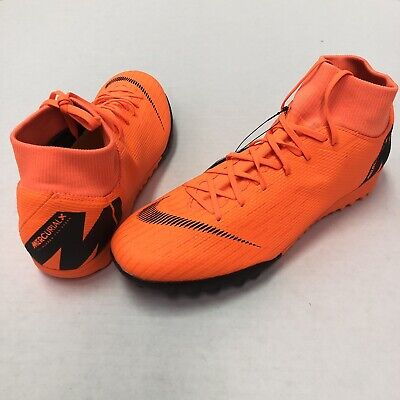 f5e6c64994a Nike Mercurial Superfly X 6 Academy TF Turf Shoes AH7370 810 Mens Size 9.5  • 64.99