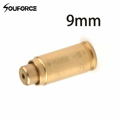 $ CDN13.98 • Buy Laser Bore Sight Cal: 9mm Cartridge Copper Red Laser Bore Sight For Hunting