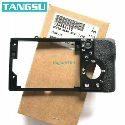 $ CDN88.40 • Buy NEW For Sony A7 A7R A7K A7S Back Cover Rear Case Shell ASSY X25884166 Repair